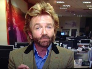 Noel Edmonds, Newsnight