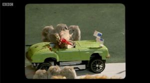 Rodent JFK assassinated - Satire